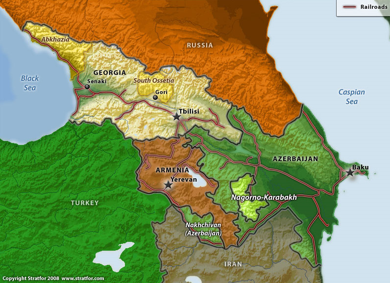 Turkey And Russia Should Take Lead In Resolving Nagorno